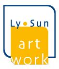 Ly-sun Artwork -DISEÑO GRÁFICO, Rotulacion en Calonge / Mallorca